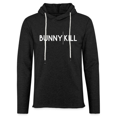 Light Hoodie Bunnykill for everyone - Leichtes Kapuzensweatshirt Unisex