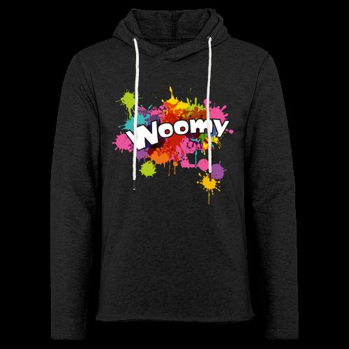Woomy - Light Unisex Sweatshirt Hoodie