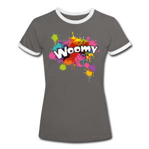 Woomy - Women's Ringer T-Shirt