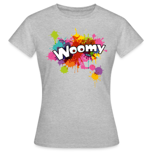 Woomy - Women's T-Shirt
