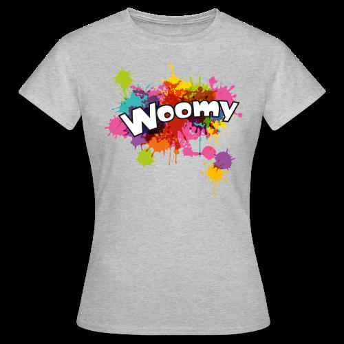 Woomy - Women's T-Shirt
