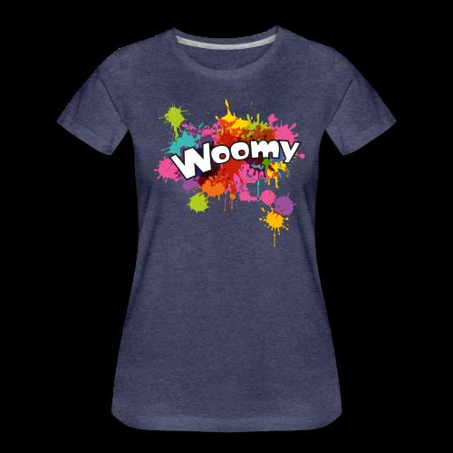 Woomy - Women's Premium T-Shirt
