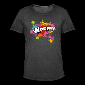 Woomy - Men's Vintage T-Shirt