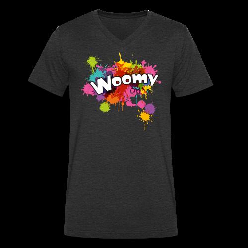 Woomy - Men's Organic V-Neck T-Shirt by Stanley & Stella