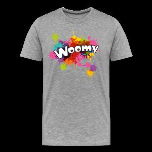 Woomy - Men's Premium T-Shirt