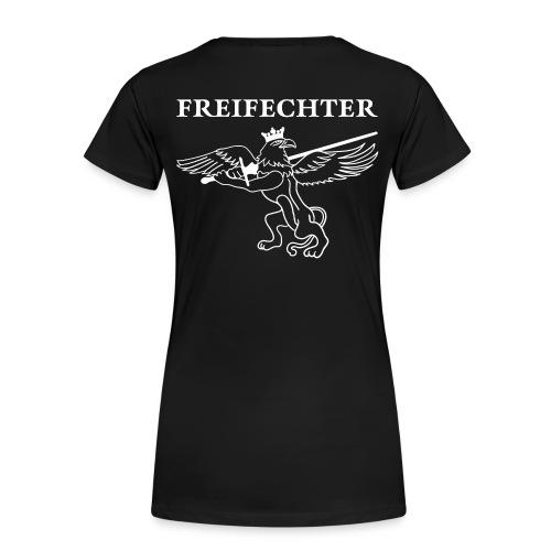 Freifechter - Trainingsshirt (Female) - Frauen Premium T-Shirt
