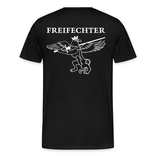 Freifechter - Trainingsshirt (Standard) - Männer Premium T-Shirt