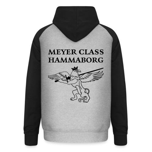 Meyer Class - Hoodie ((Typ 3) - Unisex Baseball Hoodie