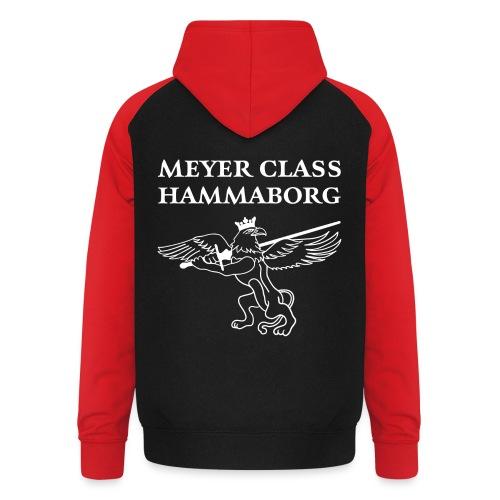 Meyer Class - Hoodie ((Typ 2) - Unisex Baseball Hoodie