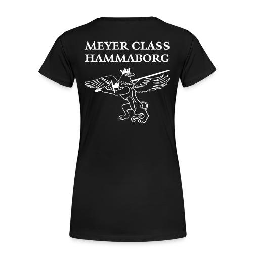 Meyer Class - Trainingsshirt (Female) - Frauen Premium T-Shirt