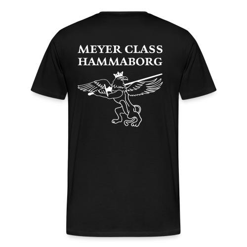 Meyer Class - Trainingsshirt (Standard) - Männer Premium T-Shirt