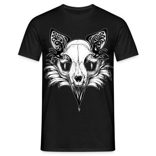 Skull cat - T-shirt Homme - T-shirt Homme
