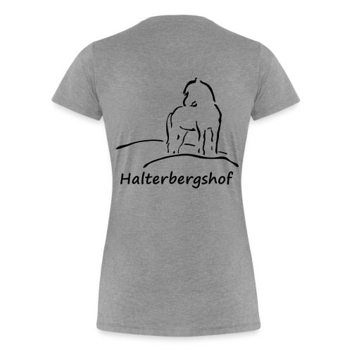 Halterbergshof - Frauen Premium T-Shirt