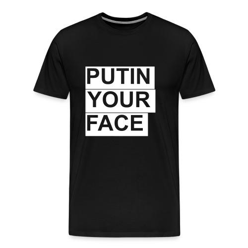 PYF T-SHIRT - Männer Premium T-Shirt