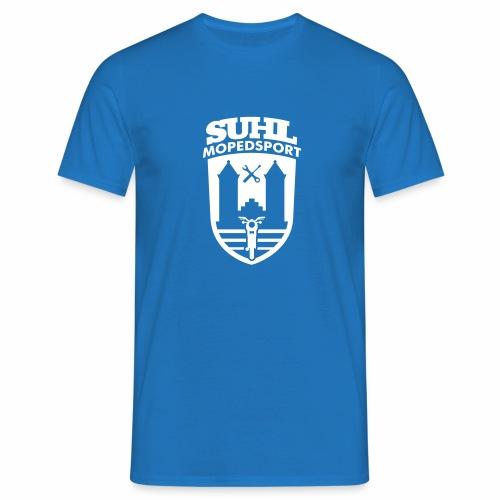 Suhl Mopedsport S50 / S51 Logo No.2 - Men's T-Shirt
