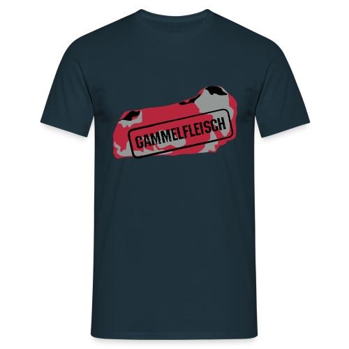 Gammelfleich - Männer T-Shirt