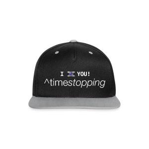 I (photo) you CUP 001 - Contrast Snapback Cap