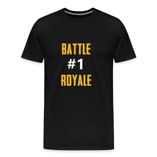 T SHIRT ADULTE HOMME BR 1 - T-shirt Premium Homme