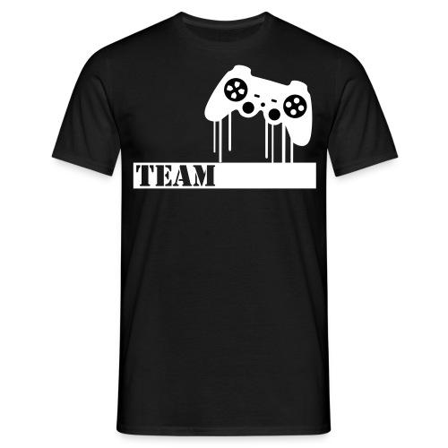 Gaming Team T-Shirt - Männer T-Shirt