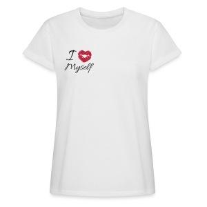 I love Myself  - Frauen Oversize T-Shirt