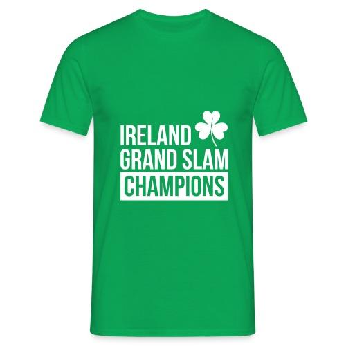 Ireland Rugby Grand Slam Champions - Men's T-Shirts - Men's T-Shirt