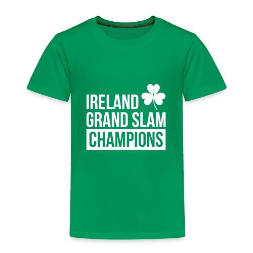 Ireland Rugby Grand Slam Champions - KIds T-Shirts - Kids' Premium T-Shirt
