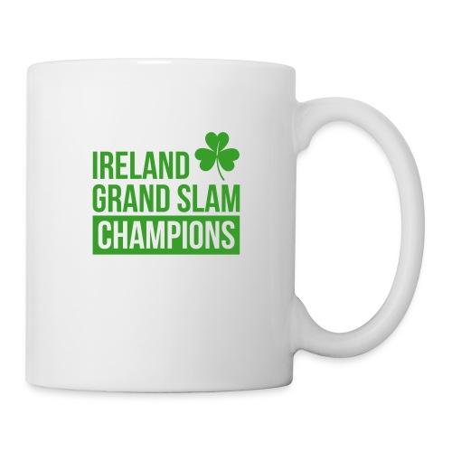 Ireland Rugby Grand Slam Champions - Mugs - Mug