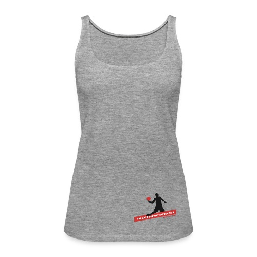 Ladies Vest - Women's Premium Tank Top