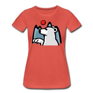 polar bär - Women's Premium T-Shirt