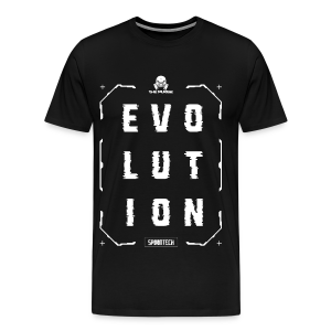Evolution Tee [Mens] - Men's Premium T-Shirt