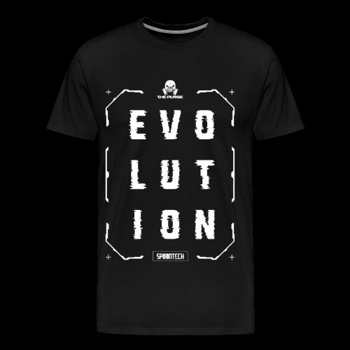 Evolution Tee [Mens] - Men's Premium T-Shirt