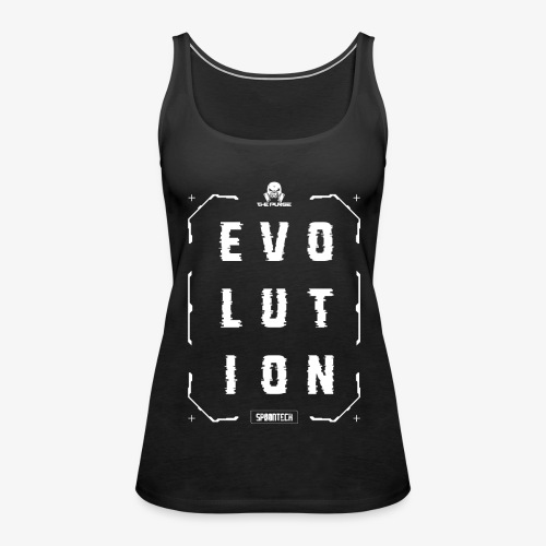 Evolution Tank [Ladies] - Women's Premium Tank Top