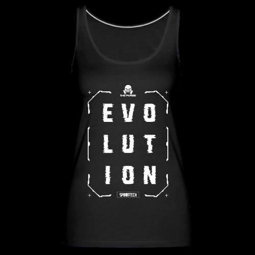 Evolution Tank [Ladies] - Women's Premium Tank Top
