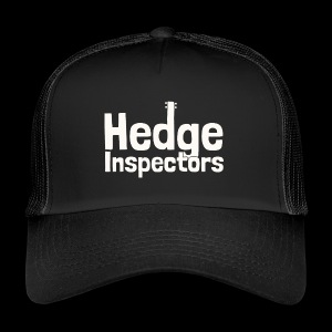 The Hedge Inspectors Hat  - Trucker Cap
