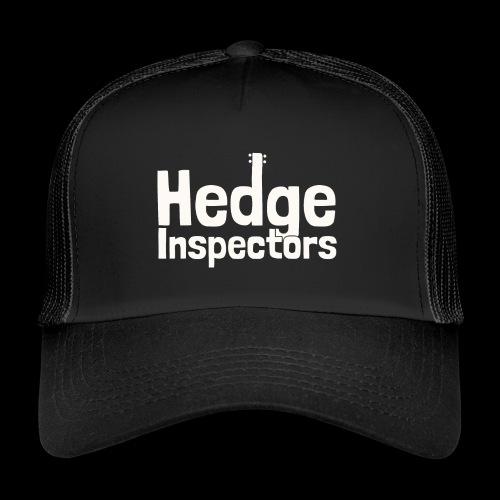 The Hedge Inspectors Hat  - Trucker Cap
