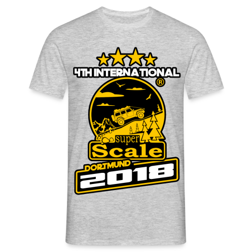 superScale 2018 T-Shirt - Männer T-Shirt