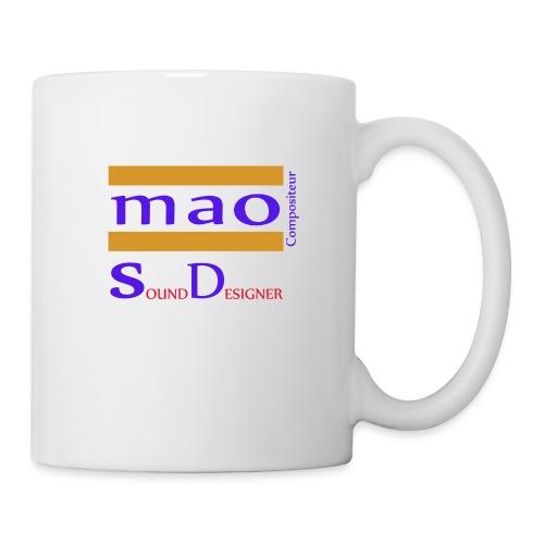 Cofee Mao Sound Designer  - Mug blanc