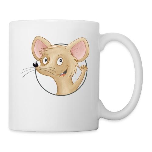 Mäuschen - Tasse weiß - Tasse