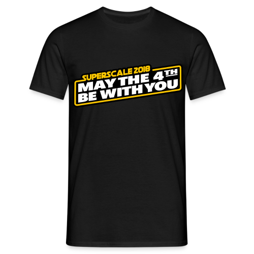 May the 4th - T-Shirt - Männer T-Shirt