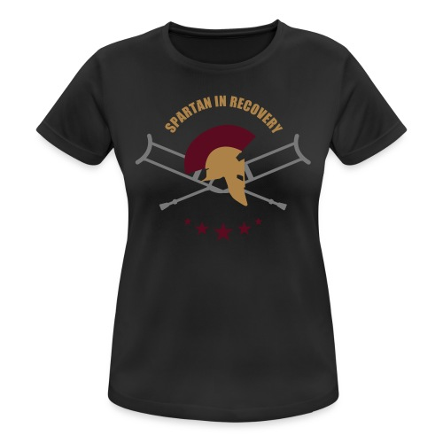 Bo Funktion - Frauen T-Shirt atmungsaktiv