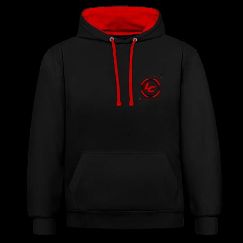 L3G3 CLAN© hoedy 2018 - Contrast hoodie
