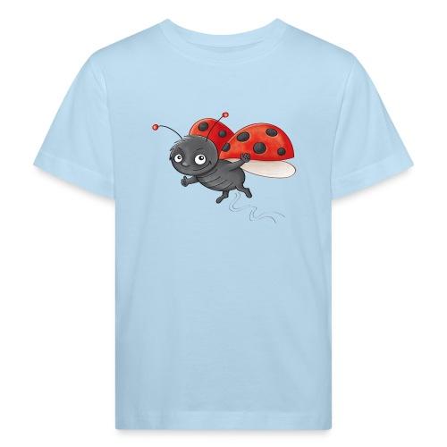 Marienkäfer - Kinder Bio-T-Shirt - Kinder Bio-T-Shirt
