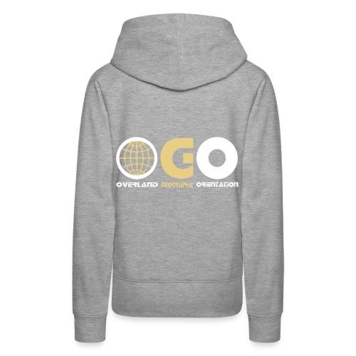 Sweet OGO F - Sweat-shirt à capuche Premium pour femmes