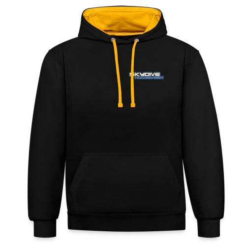 Staff2 - Contrast hoodie