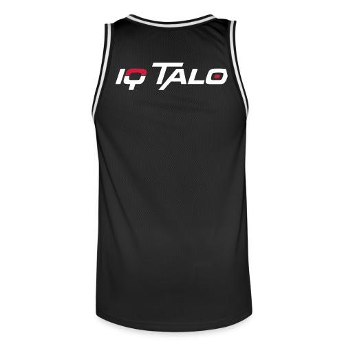 IQ Talo Baseball Trikot Black Flexd. - Männer Basketball-Trikot