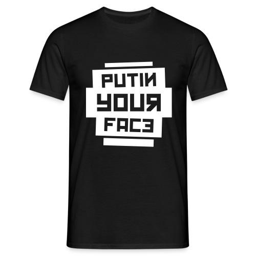 PYF T-SHIRT KREMLIN VERSION - Männer T-Shirt