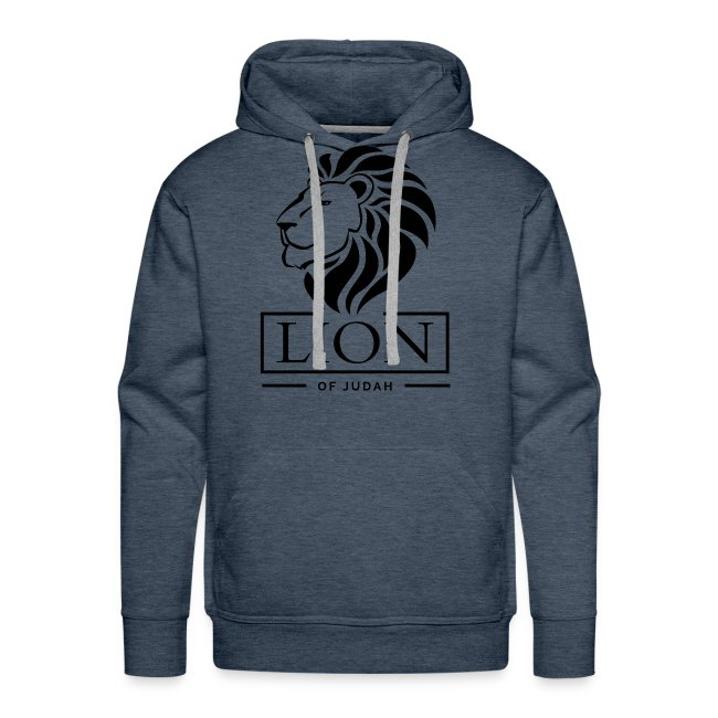 Lion of Judah Jah Rastafari Reggae Roots Emperor Hoodie