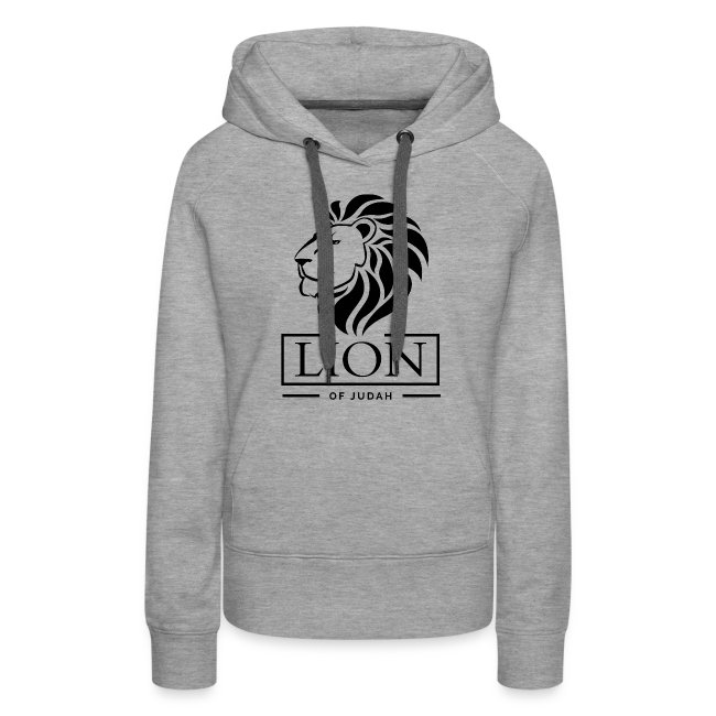 Lion of Judah Jah Rastafari Reggae Roots Hoodie