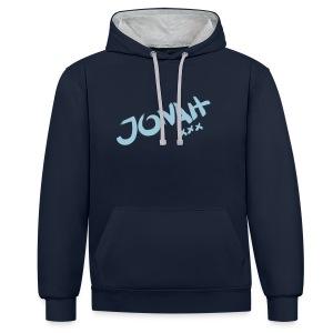 Jonah Hoodie - Kontrast-Hoodie