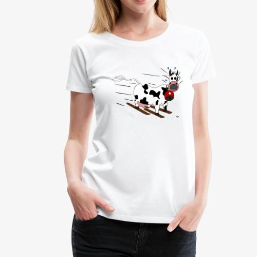 AHHH!!! - Frauen Premium T-Shirt